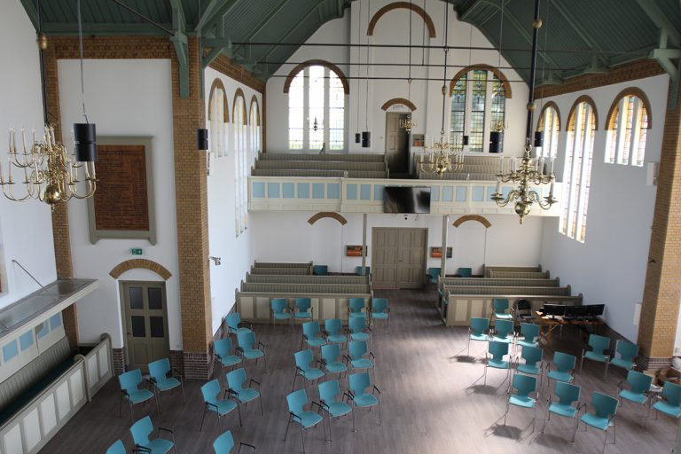 Open Kerk - Marekerk