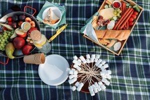 Picknick met het hele gezin - Marekerk